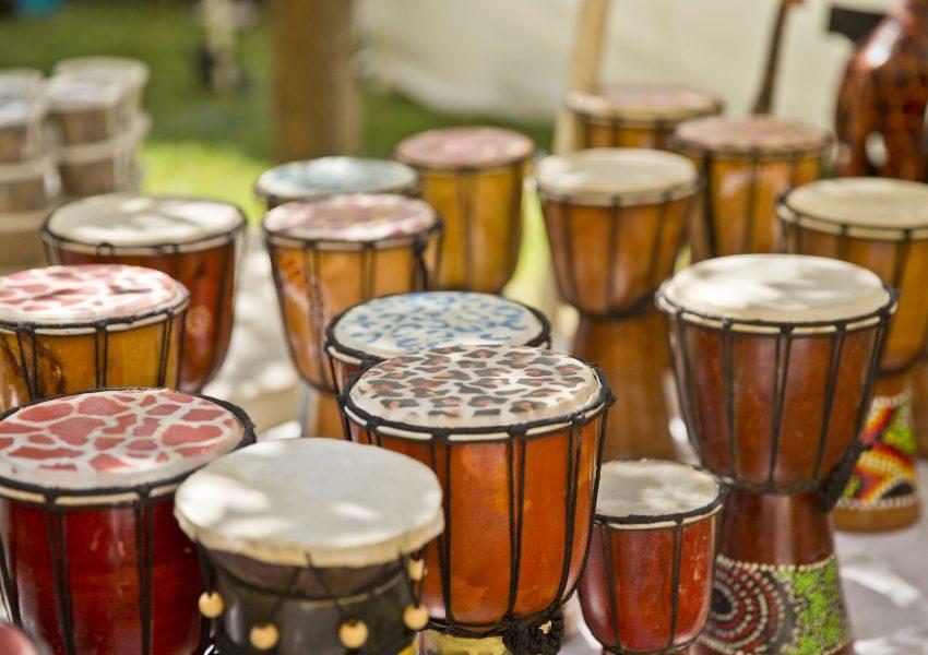 Africké bubnování pro dospělé